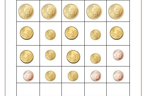 Spiksplinternieuw geldsommen – Juf Liesbeth GG-38
