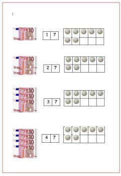 Knipsel 17 euro vtiental en eenheden