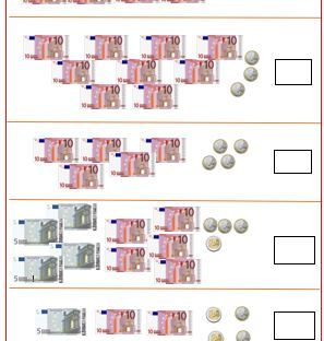 Ongekend geldsommen – Juf Liesbeth CN-92