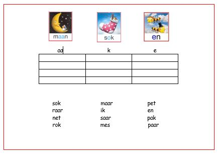 Hedendaags Veilig Leren Lezen – Pagina 4 – Juf Liesbeth WU-62