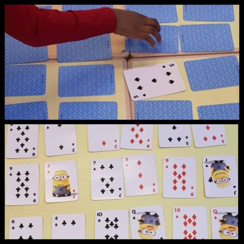 memory speelkaarten